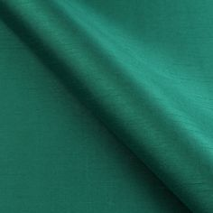Teal Faux Silk Made to Measure Curtains