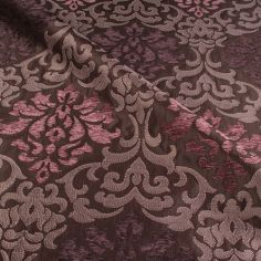 Aubergine Legacy Made to Measure Curtain