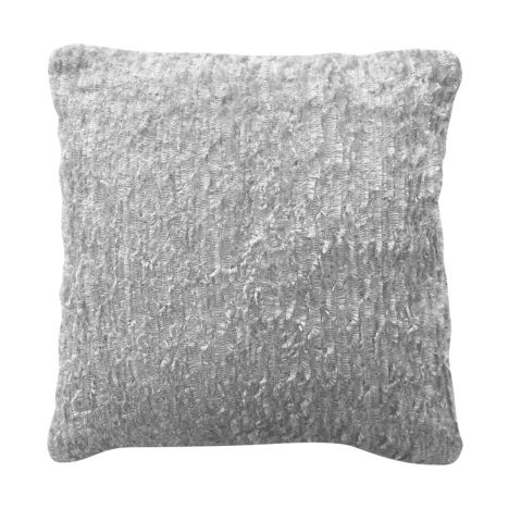 Sparkle Silver Grey Cushion Cover Glitter