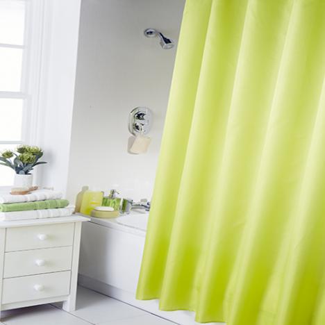 Lime Green Shower Curtain Hooks Tonys Textiles