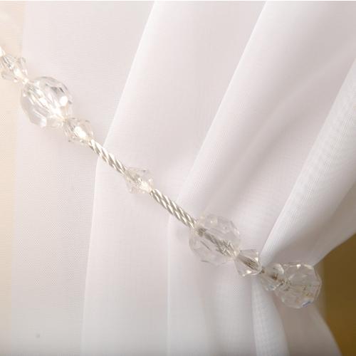 Twinkle Tie Backs Crystal Tonys Textiles