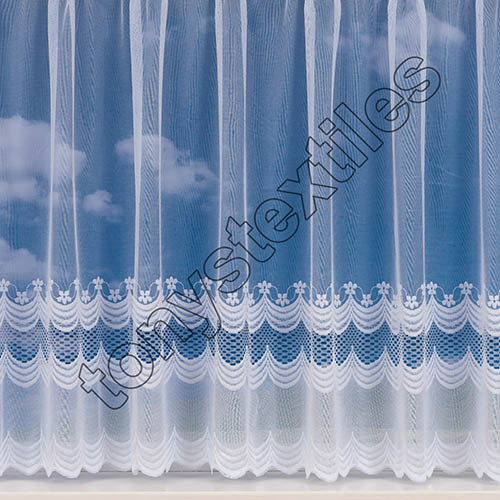 luxury net curtain white tony 39 s textiles tonys textiles. Black Bedroom Furniture Sets. Home Design Ideas