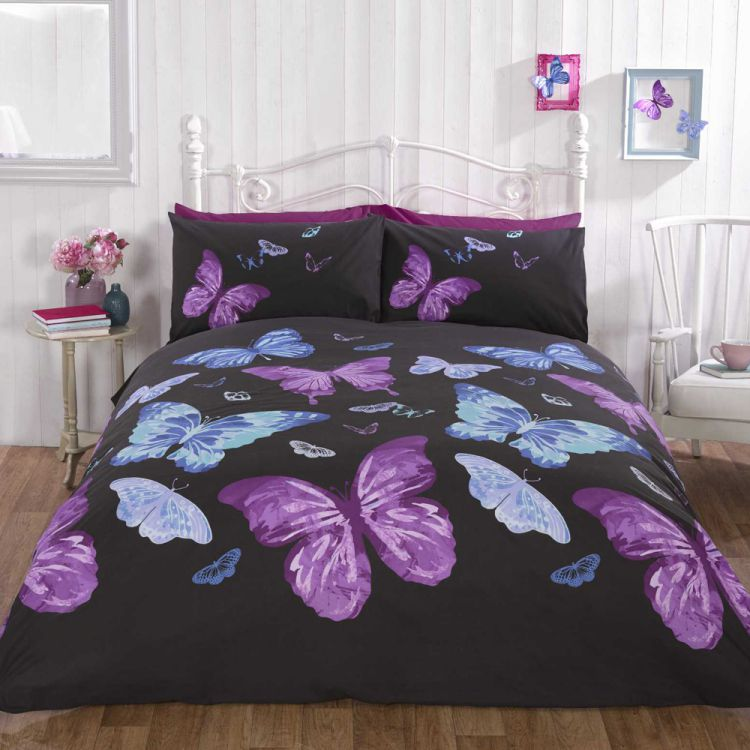 Butterfly Pink Quilt Cover Tony S Textiles Tonys
