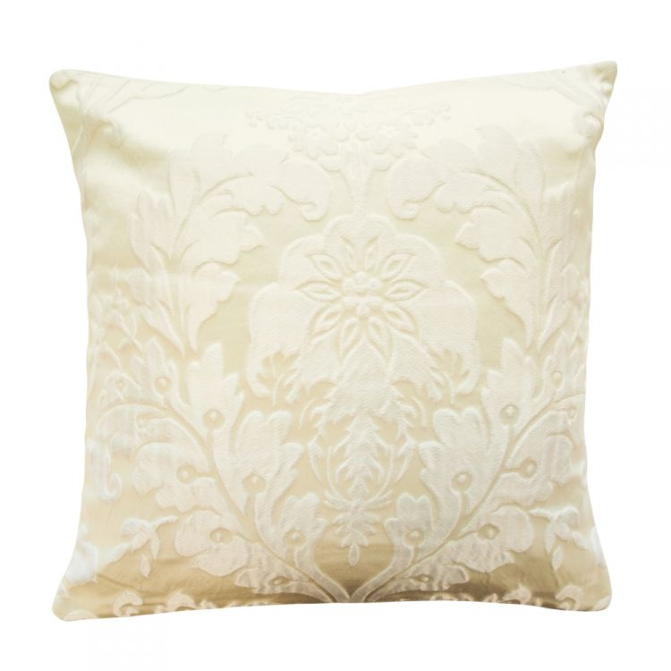 Charleston Cream Cushion Cover Tonys Textiles