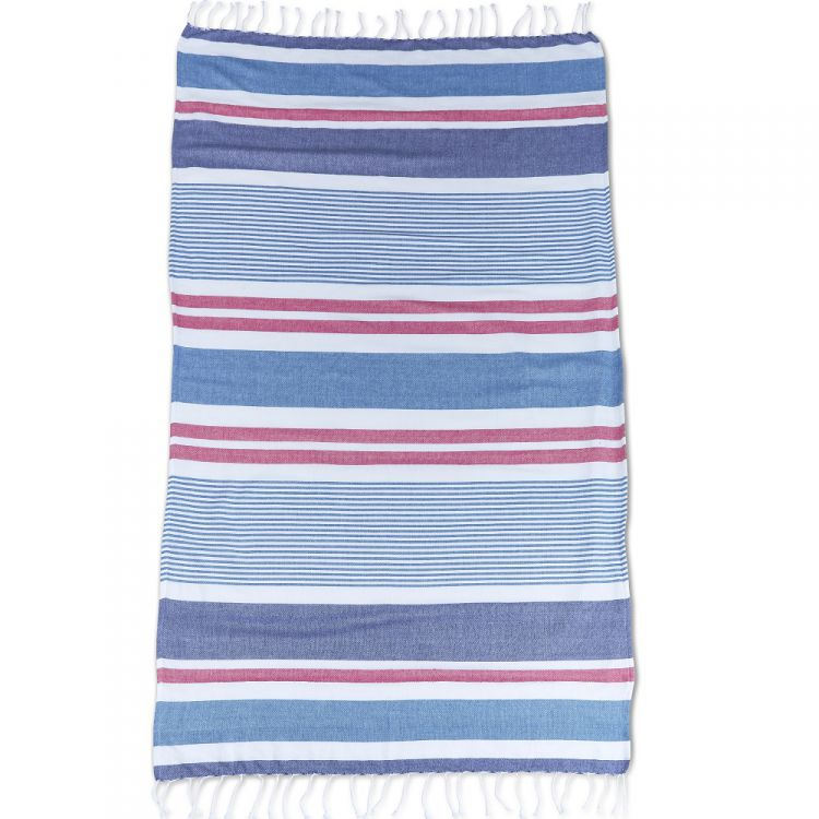 Nautical Flags Bath Towels: Tonys Textiles