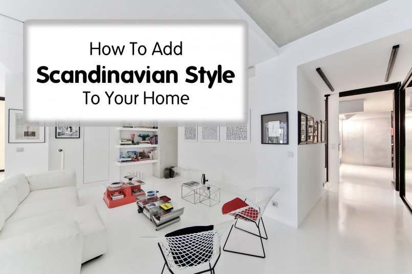 How To Add Scandinavian Style To Your Home By Amy Reed | Tonys Textiles