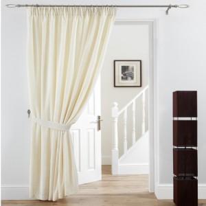 Product Focus: Velvet Velour Door Curtains | Tonys Textiles