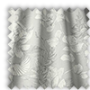 Scribble Floral Feather Grey Made To Measure Curtains