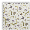 Tulipa Floral Heather Purple Roman Blind