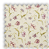 Tulipa Floral Soft Red Roman Blind