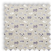 Baa Baa Sheep Lavender Purple Made To Measure Curtains