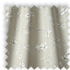 Etched Sandstone Cream Delicate Floral Made To Measure Curtains