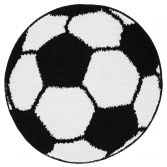 Catherine Lansfield It's a Football Goal Rug / Mat