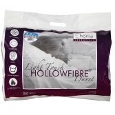 Catherine Lansfield CL Home Essentials 4.5 Tog Quilt Hollofibre Quilt