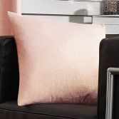 Glitter Glamour Cushion Cover - Pink