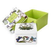 Botanic Garden Mini Square Trinket Box