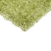 Diva Table Tufted Plain Rug - Green