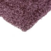Diva Table Tufted Plain Rug - Heather Purple