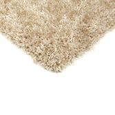 Diva Table Tufted Plain Rug - Sand Natural