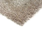 Diva Table Tufted Plain Rug - Stone Beige