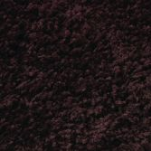 Savanna Machine Woven Plain Rug - Chocolate Brown