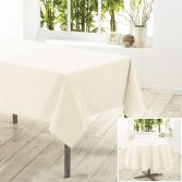 Essentiel Plain Tablecloth - Cream