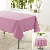 Essentiel Plain Tablecloth - Candy Pink