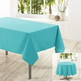 Essentiel Plain Tablecloth - Mint Blue
