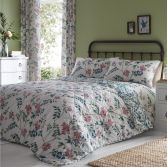 Marldon Floral Quilted Bedspread - Multi