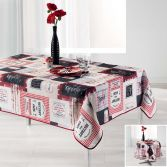 Popotte Printed  Polyester Tablecloth - Multi