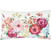 Catherine Lansfield Salisbury Floral Filled Boudoir Cushion - Multi