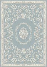 Echo Machine Woven Floral Rug - Multi 10