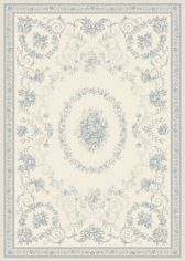 Echo Machine Woven Floral Rug - Multi 11