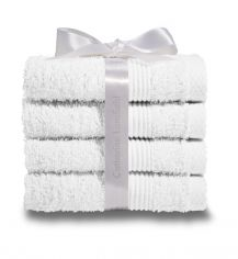 Catherine Lansfield 100% Cotton Towel - White
