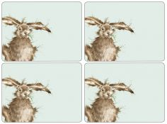 Pimpernel Wrendale Hare Placemats Set of Four