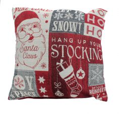 Ho Ho Ho Christmas Cushion Cover