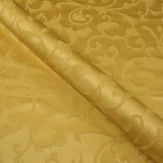 Gold Ravenna Made to Measure Roman Blind