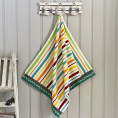 Florida Striped Beach Towel - Multi