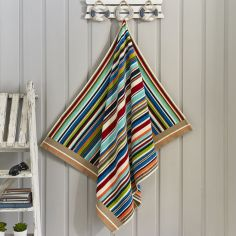 Montego Bay Striped Beach Towel - Multi