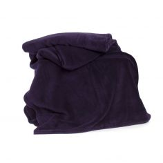 Snuggle Touch Soft Throw - Purple