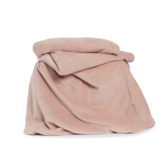 Snuggle Touch Soft Throw - Rose Pink