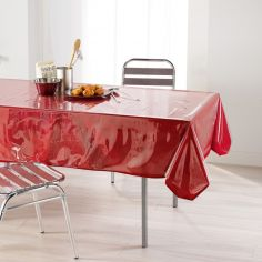 Transparent Clear Plain PVC Tablecloth