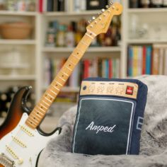Guitar Amplifier Soft Cushion - Multi