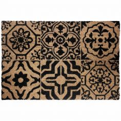 Lisbonne Rectangular Printed Door Mat