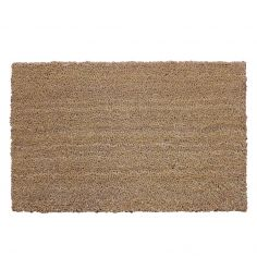Paco Plain Rectangular Door Mat