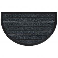 Marco Half Moon Door Mat - Grey