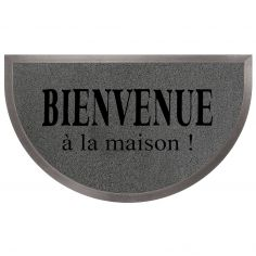 Maison Half Moon Door Mat - Grey