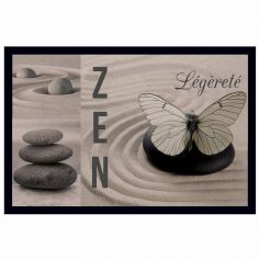 Zen Leger Rectangular Door Mat