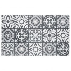 Lisbonne Rectangular PVC Door Mat