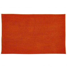 Catherine Lansfield Bobble Bath Mat - Terracotta Orange